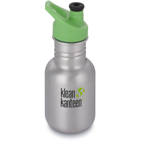 Klean Kanteen Kid Classic Bottle Sport Cap 355ml Brushed Stainless